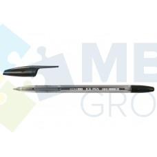 Ручка шариковая Economix ICE PEN, 0,5 мм, черная