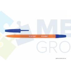 Ручка шариковая Economix RANGE, 0,5 мм, синяя