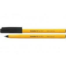 Ручка шариковая Schneider TOPS 505 F, 0,5 мм, черная