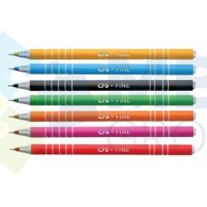 """Ручка шариковая Cool for school """"FINE"""", синяя"""