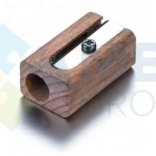 Точилка деревянная Optima Tropic, 1 лезвие