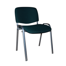 Стул Примтекс Плюс ISO alum C-32, зеленый