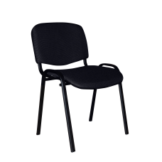 Стул Примтекс Плюс ISO black C-26, черно-серый