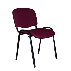 Стул Примтекс Плюс ISO black C-29, фиолетовый