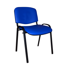 Стул Примтекс Плюс ISO black S-5132, синий
