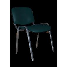 Стул Примтекс Плюс ISO alum S-6214, темно-зеленый