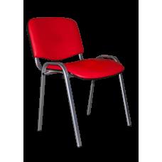 Стул Примтекс Плюс ISO alum S-3120, красный