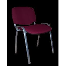 Стул Примтекс Плюс ISO alum C-29, бордовый