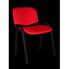 Стул Примтекс Плюс ISO black C-2, красный