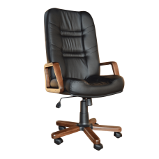 Кресло Примтекс Плюс Minister Extra D-5 1.031, черный