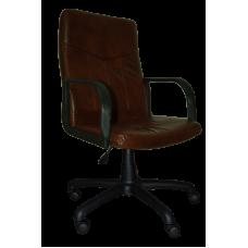 Кресло Примтекс Плюс Clerk S-61 (Clerk H-2221S), коричневый