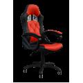 Кресло Примтекс Плюс Nitro B-6, красный с черным