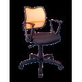Кресло Примтекс Плюс Active GTP С-11/M-38, черный с желтым