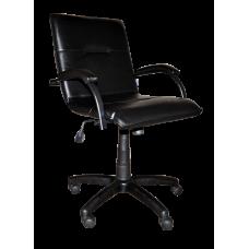 Кресло Примтекс Плюс Samba black GTP CZ-3, черный