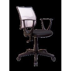 Кресло Примтекс Плюс Line GTP С-11/M-02, черный с серым