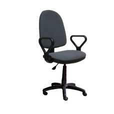 Кресло Примтекс Плюс Prestige GTP NEW C-38, серый