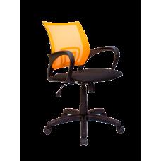 Кресло Примтекс Плюс Link GTP С-11/M-38, черный с желтым