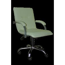 Кресло Примтекс Плюс Samba GTP Alum S-82, светло-бежевый