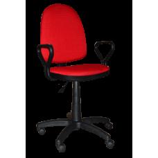 Кресло Примтекс Плюс Prestige GTP NEW C-16, красный