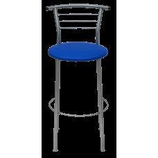 Стул барный Примтекс Плюс 1011 Hoker alum S-5132, синий