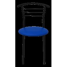 Стул Примтекс Плюс 1011 black S-5132, синий
