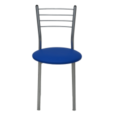 Стул Примтекс Плюс 1022 alum S-5132, синий