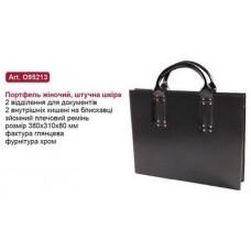 Портфель женский Cabinet, искусственная кожа, 380x310x80