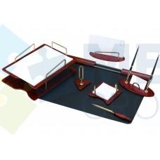 Набор настольный деревянный Cabinet из 7 предметов