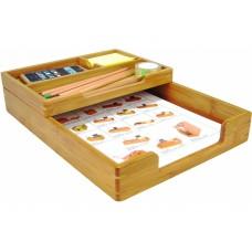 Лоток горизонтальный Cabinet, бамбук