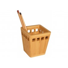 Подставка для ручек Cabinet, бамбук