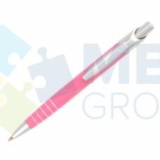Ручка шариковая Optima Pastel, корпус розовый