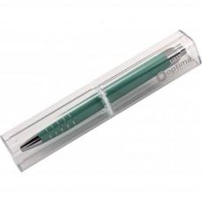 Ручка шариковая Optima Pastel, корпус бирюзовый
