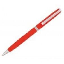 Ручка шариковая Optima Mambo, корпус оранжевый