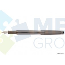 Ручка перьевая Cabinet Corsica, корпус металлик