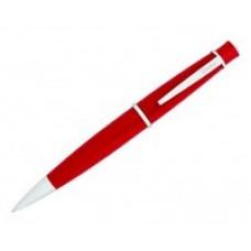 Ручка шариковая Scrikss CHIC 62, корпус красный