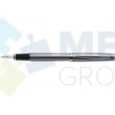 Ручка перьевая Scrikss HONOUR 38, корпус угольный серый