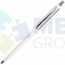Ручка шариковая Scrikss VINTAGE 51, корпус белый