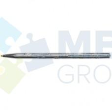 Ручка шариковая SZ.Leqi Parisian, корпус покрыт платиной