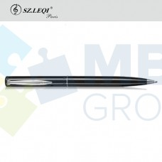 Ручка шариковая SZ.Leqi L-9625, корпус черная