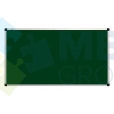 Доска для мела ABC office (90x50), в алюминиевой рамке X-line