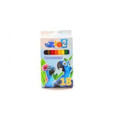 "Фломастеры Cool for school ""Rio"", 18 цветов"