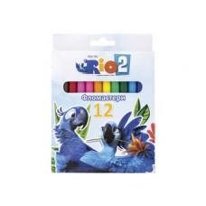 "Фломастеры Cool for school ""Rio"", 12 цветов"