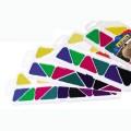 """Краски акварельные медовые Economix """"Africa"""", 12 цветов, без кисточки, пластик"""