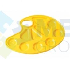Палитра Economix, пластик, цветная