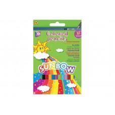 """Карандаши цветные Cool for school """"Sunbow"""", 18 цветов"""