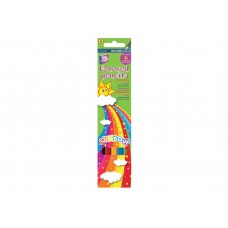 """Карандаши цветные Cool for school """"Sunbow"""", 6 цветов"""