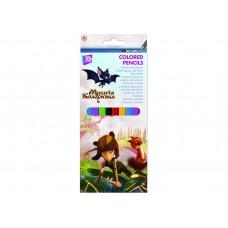 Карандаши цветные пластиковые Cool for school, 12 цветов