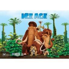 "Коврик для детского творчества Cool for school ""Ice Age"""