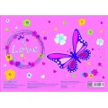 "Коврик для детского творчества Cool for school ""Butterfly"""