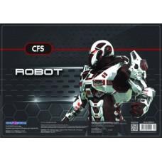 """Коврик для детского творчества Cool for school """"Robot"""""""